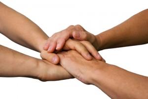 hands-on-hands