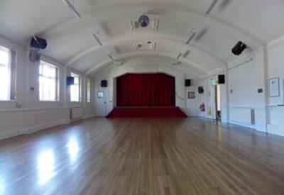 main hall wsmh